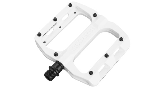 Sixpack Menace Pedals white